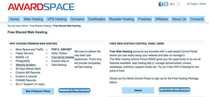 adwardspace