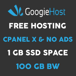 Google Host Free Hosting