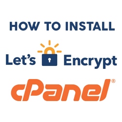 install let's encrypt on cPanel Hosting