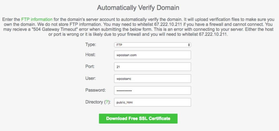 ssl for free3