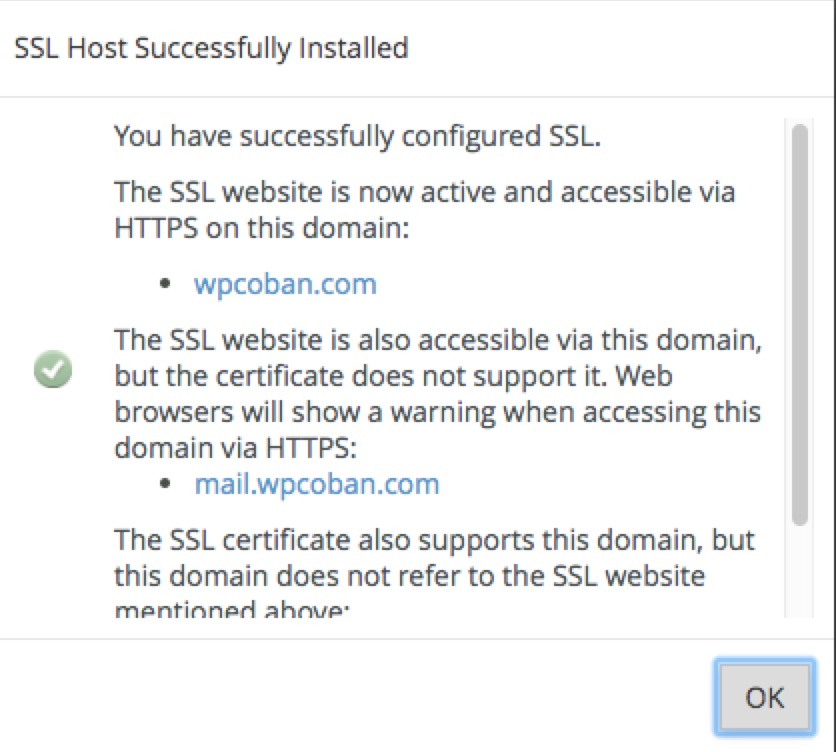 ssl for free 7